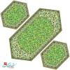 سری رانر مهتاب- سبز فسفری