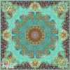 مربع آسمان- فیروزه ای آبی